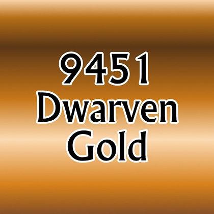 DWARVEN GOLD - Reaper MSP
