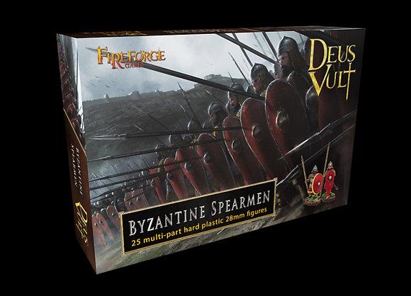 Empire Byzantin  - Lanciers