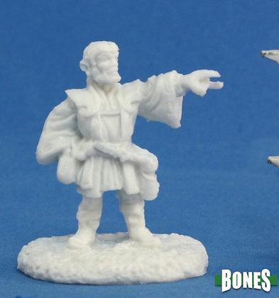 Reaper 77166, BALTO BURROWELL, GNOME WIZARD, REAPER BONES