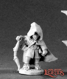Reaper 03439, DICARUS DARKSWORD, HAFLINGASSASIN, Dark Heaven Legends