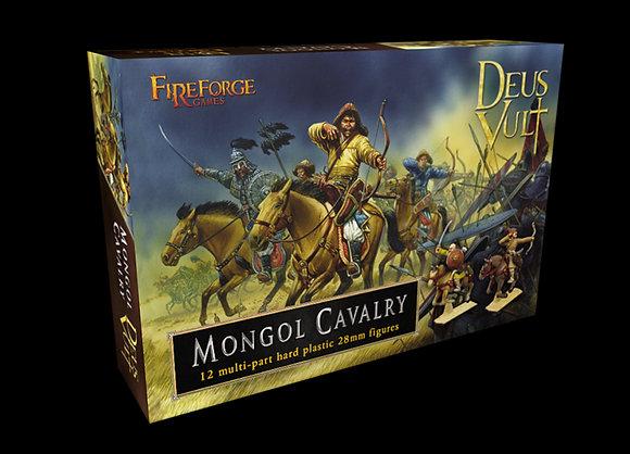 Mongole - Cavaliers des Steppes