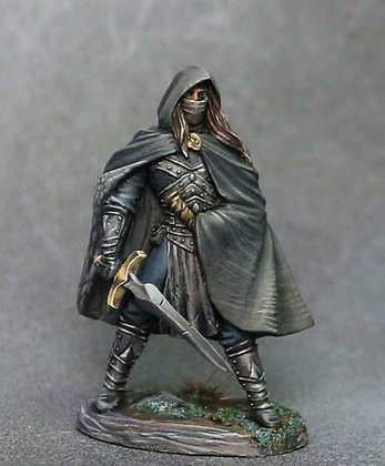 Male Rogue with Long Sword - DSM7476