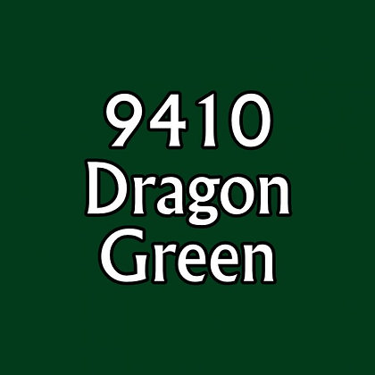 DRAGON GREEN - Reaper MSP