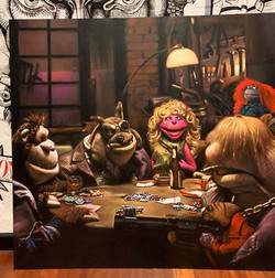 Muppet Mural