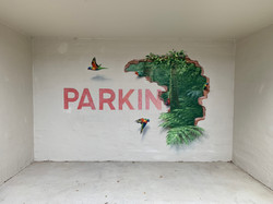 Park(ing) Mural