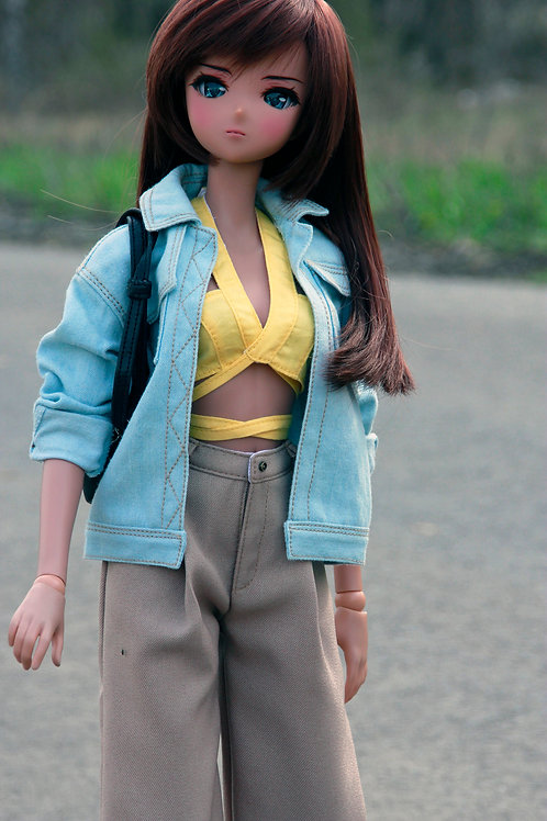 Trousers for Smart Doll, 1/3, BJD SD13