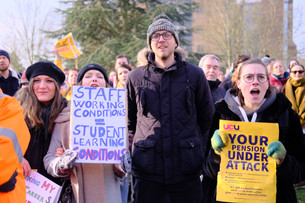UCU representative and Kent professor speaks out on staff working conditions