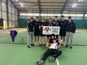 UKC Tennis Triumph