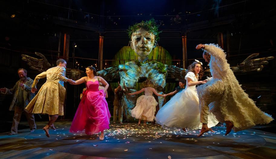 The RSC's production of As You Like It