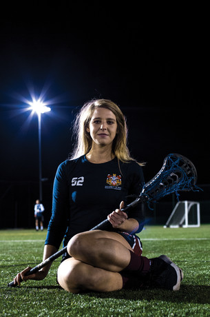 This Kent Girl Can: Lizzie Lucas, President of Lacrosse