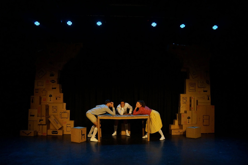 University of Kent stage production