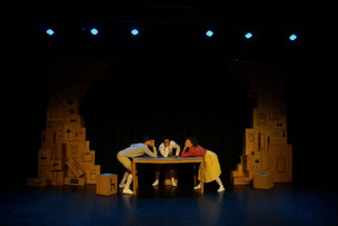 The Paper Stage: making early modern drama accessible