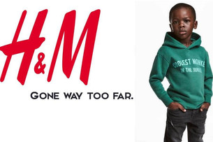 It wasn't only H&M - racism from the shelves and the retrospective