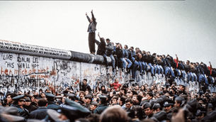 Did the Berlin Wall really fall?