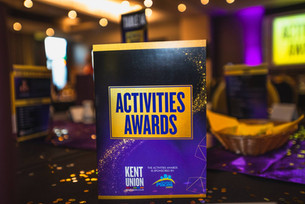 Activities Awards: The Results