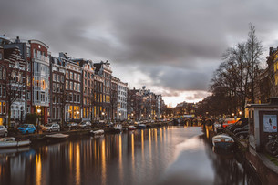 Amsterdam - an introverts experience