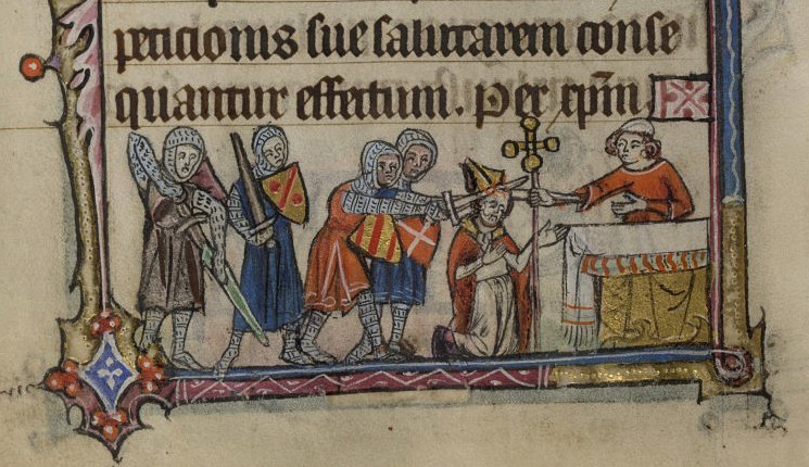 The tale of Thomas Becket's end has been well documented and entered British folklore.