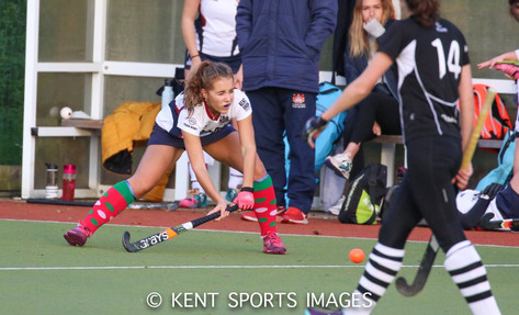 Reflecting on Women's Hockey: I am a Kentish Lass