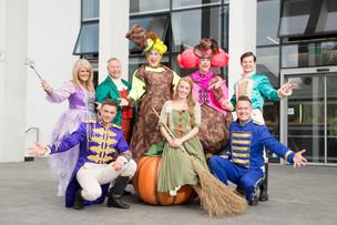 The Marlowe Theatre presents: Cinderella