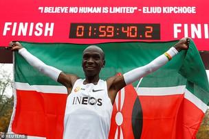 Kipchoge's INEOS 1:59 challenge shows IAAF rules need to adapt