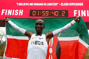Kipchoge's INEOS 1:59 challenge shows IAAF rules need to adapt