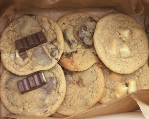 Ultimate soft and chewy cookie recipe