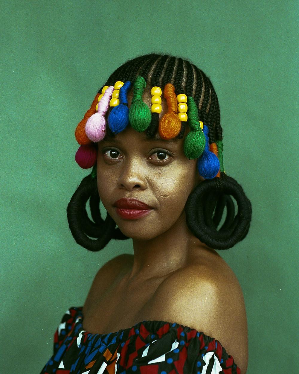 Nikiwe Dlova Hair Stylise by Nikiwe Dlova