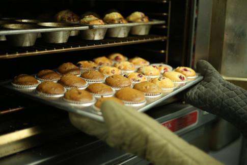 Christmas morning muffin recipe