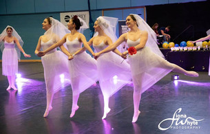 Tips from Kent Dance Society dancers about dancing as a beginner