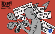 Navigating infographics and misinformation: a guide to engaging with politics on the Internet