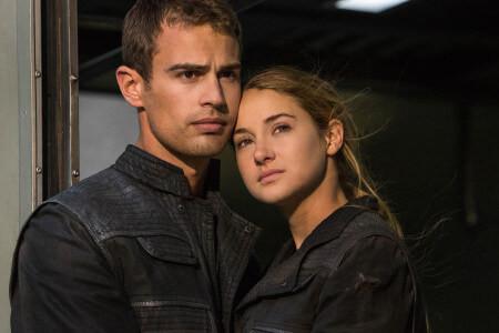 Tris in the film adaptation of Divergent