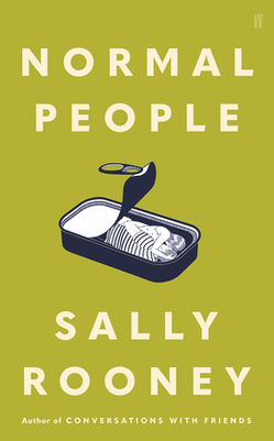 Normal People book cover by Wikimedia Commons