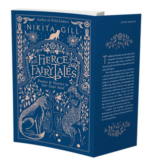 BOOK Review: Fierce Fairy tales by Nikita Gill