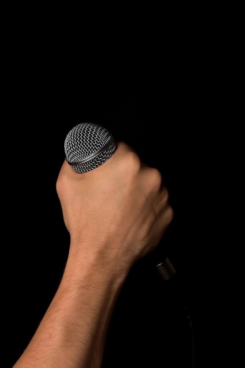 Microphone by Needpix