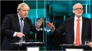 The Corbyn vs Johnson debate: the others don't matter