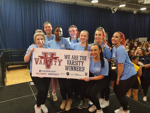 Third Times the Charm for Kent Dance