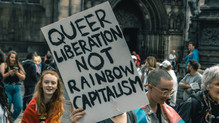 'Not fun enough, not rainbow enough': the spectacle of Pride distracts from real action