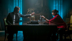 John Wick: Chapter 3: Parabellum - Slapstick action movie that still takes itself a touch too seriou