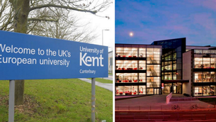 Kent and CCCU receive funding for Medical school