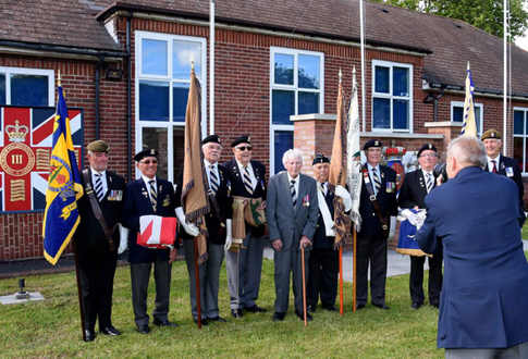 The Forgotten Regiment from the Heart of Kent