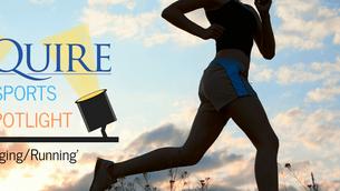 Sports Spotlight: Jogging