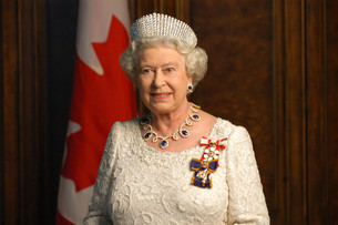 Three times Her Majesty was there for me when no one else was