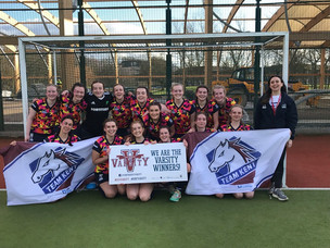 16 - 0 win for Hockey women's 2's