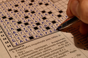 Crossword writer hides Coronavirus clues in puzzles