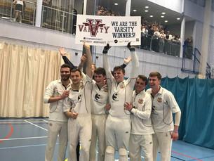 Men's Cricket 1s say CCCU later