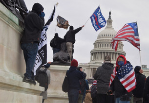 Wednesday 6 Jan, DC: A revealing day for American democracy