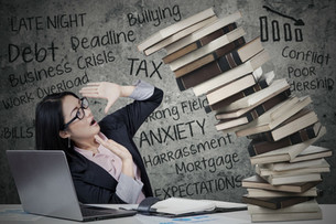 Growing pressures for university students – when will it end?