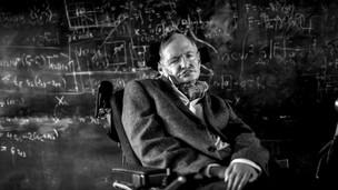 Stephen Hawking: A star who shone light on black holes