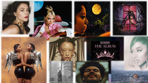Top 10 Albums of 2020