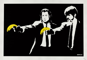 Review: Banksy in Paris exhibition, a true populist paladin